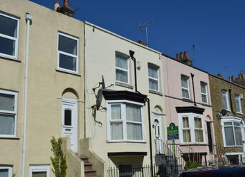 Thumbnail 3 bedroom terraced house for sale in Clifton Street, Margate
