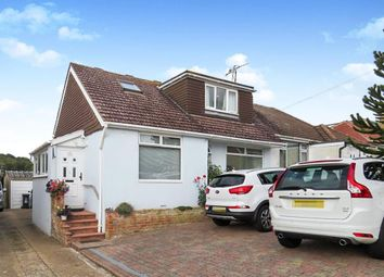 Thumbnail 3 bed bungalow for sale in Alandale Road, Sompting, Lancing