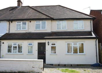 Thumbnail 2 bed maisonette to rent in Clonmel Road, Teddington