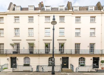 Thumbnail 5 bedroom terraced house for sale in Chester Row, Belgravia