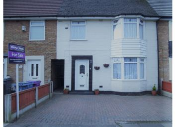 Thumbnail 3 bedroom terraced house for sale in Rycot Road, Speke, Liverpool