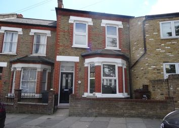 Thumbnail 4 bed terraced house to rent in Caxton Road, Wimbledon