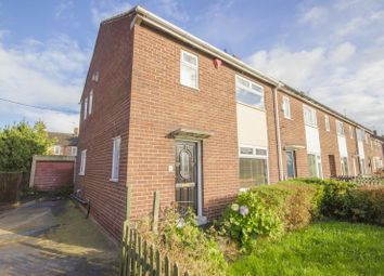 Thumbnail 3 bedroom end terrace house for sale in Langdale Crescent, Middlesbrough