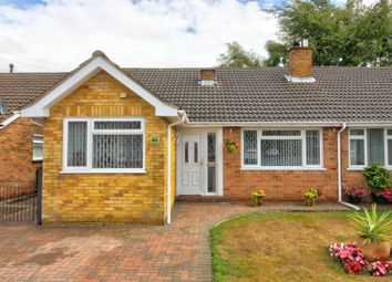 Thumbnail 2 bed bungalow for sale in Montfort Road, Walderslade, Chatham
