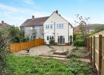 Thumbnail 3 bed semi-detached house for sale in Whitegate Road, Minehead