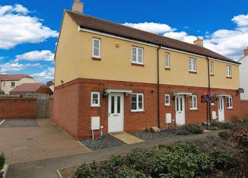 Thumbnail 2 bed end terrace house for sale in Damara Way, Ashford, Kent