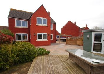 Thumbnail 4 bed detached house for sale in 50 Halyard Drive, Bridgwater