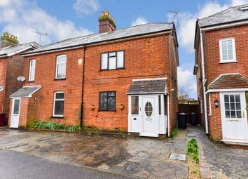 Thumbnail 2 bed semi-detached house for sale in New Road, Westbourne, Emsworth