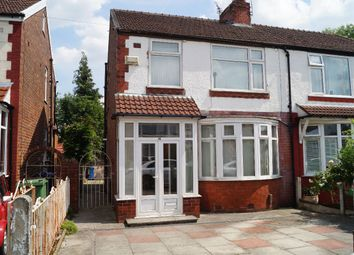 Thumbnail 3 bed terraced house to rent in Homestead Crescent, Didsbury, Manchester