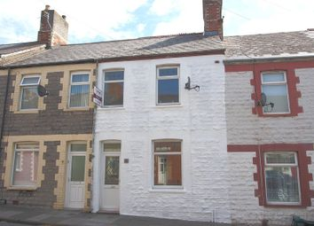 Thumbnail 2 bed terraced house to rent in Lee Road, Barry