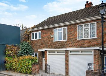 Thumbnail 4 bedroom property to rent in Warwick Place, Maida Vale