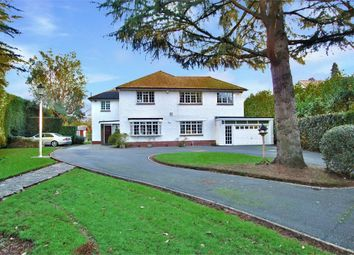 Thumbnail 5 bedroom detached house for sale in Druidstone Road, Old St Mellons, Cardiff
