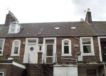 Thumbnail 2 bed maisonette to rent in Craigleith Terrace, West Stirling Street, Alva