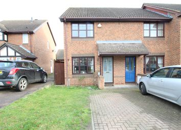 Thumbnail 2 bed end terrace house for sale in Hawfinch, Watermead, Aylesbury