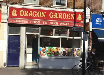 Thumbnail Restaurant/cafe for sale in South Lambeth Road, London