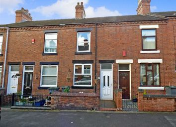 Thumbnail 2 bedroom terraced house for sale in Neville Street, Oakhill, Stoke-On-Trent