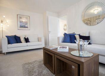 "Thumbnail 4 bedroom detached house for sale in ""Somerton"" at Radbrook Road, Shrewsbury"