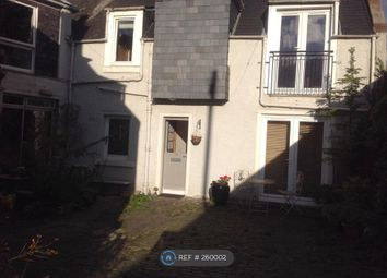 Thumbnail 2 bed end terrace house to rent in Cluny Place, Edinburgh