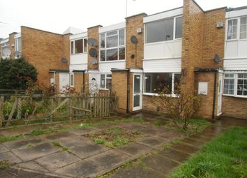 Thumbnail 2 bed terraced house to rent in Campion Walk, Leicester