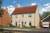 Thumbnail 4 bed detached house for sale in Cromer Road, Holt, Norfolk