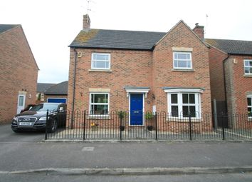 Thumbnail 3 bed detached house for sale in Spruce Road, Aylesbury