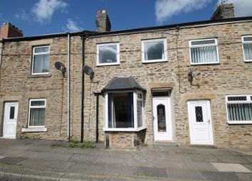 3 bed terraced house for sale in Mount Pleasant, Stanley, Crook DL15