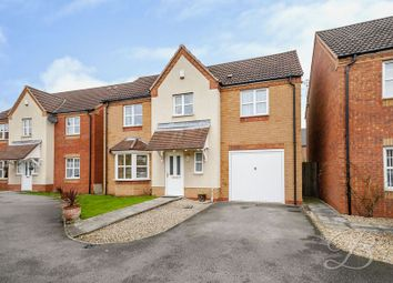 Thumbnail 5 bed detached house for sale in Sherwood Rise, Mansfield Woodhouse, Mansfield