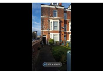 Thumbnail 2 bed flat to rent in Beulah Terrace, Scarborough
