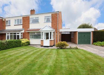 Thumbnail 3 bed semi-detached house for sale in Middlecroft Road, Staveley, Chesterfield