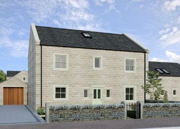 Thumbnail 4 bed detached house for sale in Marsh Lane, Shepley, Huddersfield