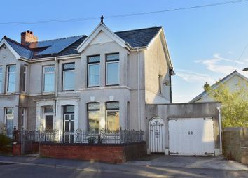Thumbnail 3 bed semi-detached house for sale in Llandybie Road, Ammanford