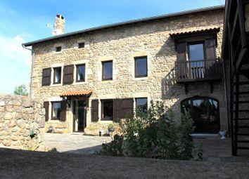 Thumbnail 4 bed farmhouse for sale in Auvergne, Haute-Loire, Saint Pal De Chalencon