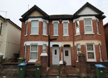 Thumbnail 5 bed terraced house to rent in Newcombe Road, Shirley, Southampton