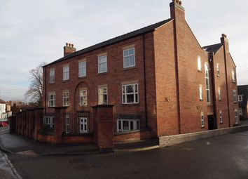 Thumbnail 1 bed flat for sale in Castle Gate Monk Street, Burton-On-Trent