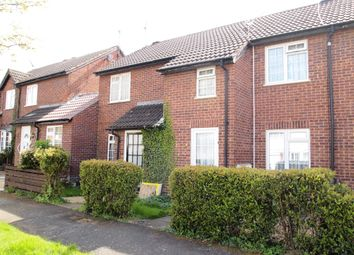 Thumbnail 2 bed property to rent in Edward Close, Oadby, Leicestershire
