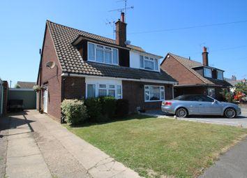 Thumbnail 3 bed property for sale in Eastbury Avenue, Ashingdon, Rochford