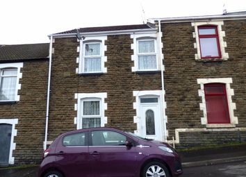 Thumbnail 3 bedroom terraced house for sale in Lewis Road, Neath