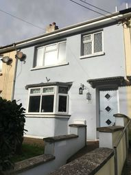 Thumbnail 3 bed semi-detached house to rent in Park Road, Beer, Seaton