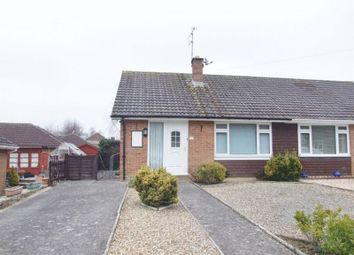 Thumbnail 2 bed semi-detached bungalow for sale in Lime Tree Avenue, Yeovil