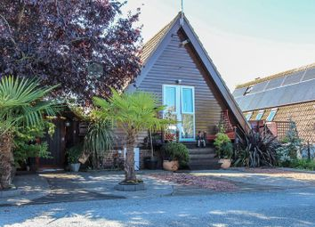 Thumbnail 1 bed detached bungalow for sale in Woodpecker, Isleham Marina