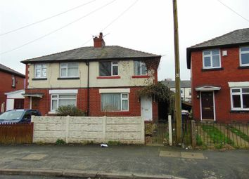 Thumbnail 3 bedroom semi-detached house for sale in Greenfold Avenue, Farnworth, Bolton