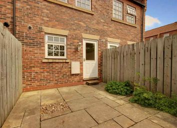 Thumbnail 2 bed terraced house for sale in Barleyholme, Beverley