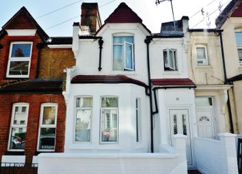 Thumbnail 5 bed terraced house for sale in Vicarage Park, London
