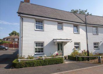 Bill Deedes Way, Aldington, Kent TN25. 3 bed semi-detached house