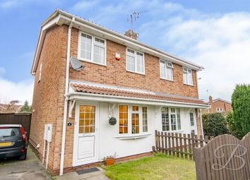 2 bed semi-detached house for sale in Goldfinch Close, Mansfield NG18