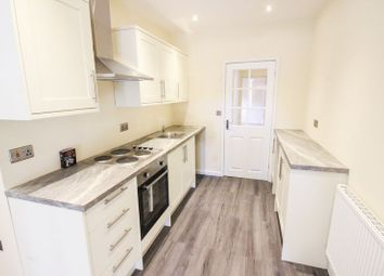 Thumbnail 1 bed flat to rent in Garden Street, Leek
