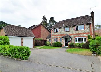 Thumbnail 4 bed detached house for sale in Broadhurst, Farnborough