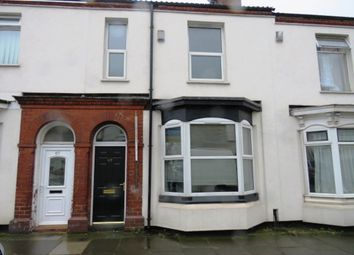 Thumbnail 3 bed terraced house for sale in Northcote Street, Stockton-On-Tees