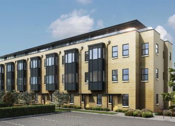Thumbnail 4 bed town house for sale in Wykeham Place, East Street, Fareham