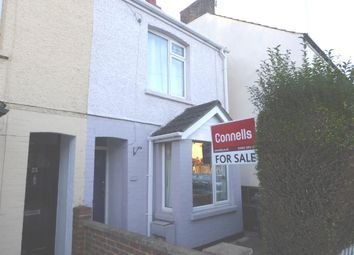 Thumbnail 3 bedroom end terrace house for sale in Letchworth Road, Luton